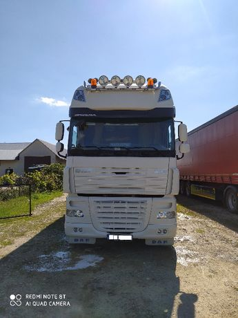 Daf XF105-510 Manual ,Retarder ,Klima Dach
