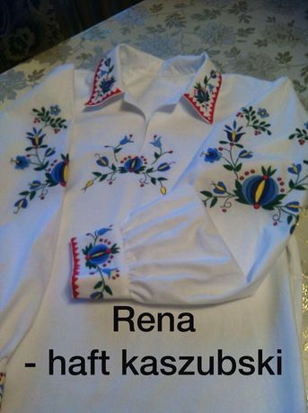 Koszule Męskie Kaszubskie