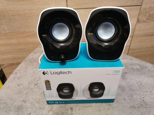 Głośniki Logitech Z120 do nauki zdalnej