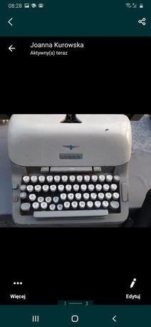 Maszyna do  pisania Adler z 1962 roku