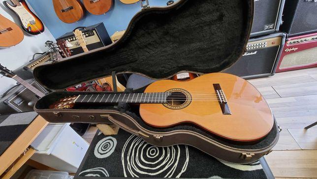Guitarra clássica Alhambra Luthier Aniversário com estojo