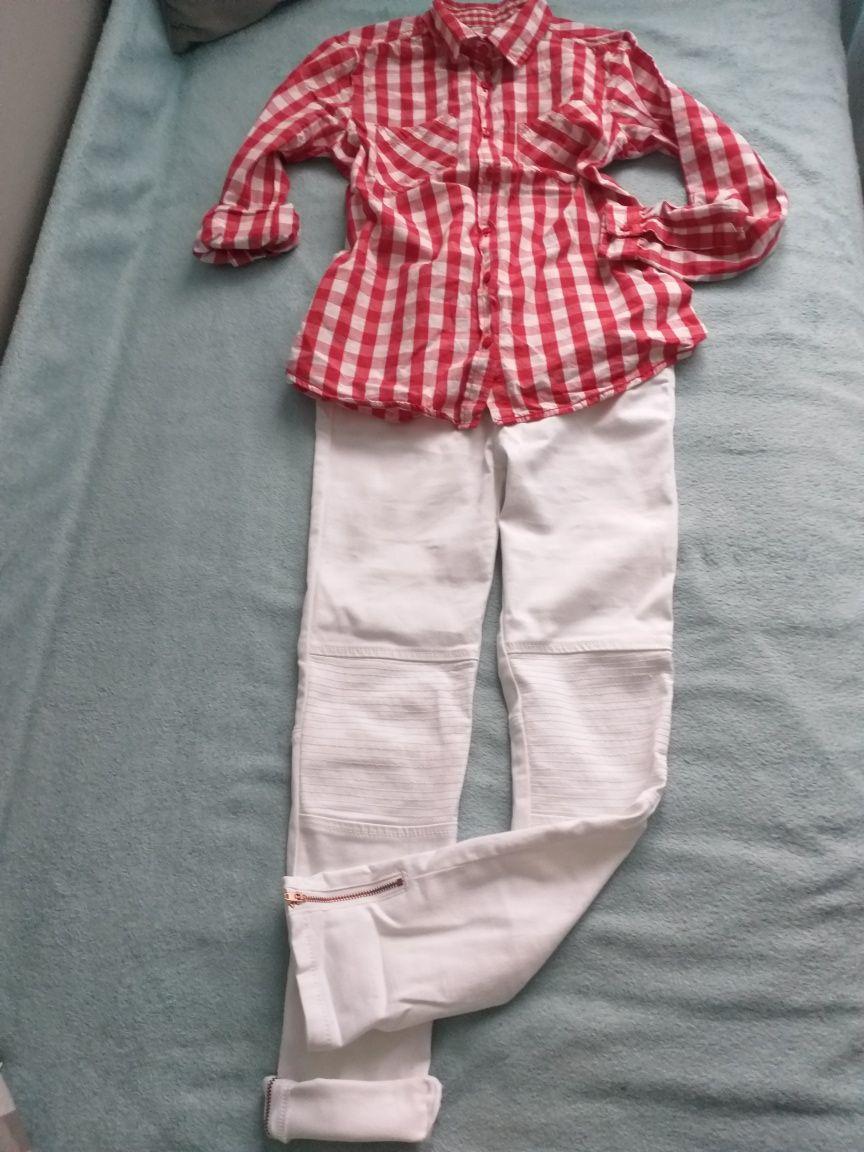 Spodnie +koszula
