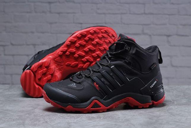 Кроссовки Adidas Terrex Gore Tex, кросовки. Зимние, адидас.