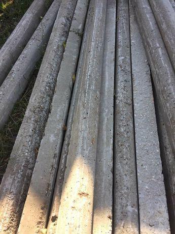 Продам столбики на забор