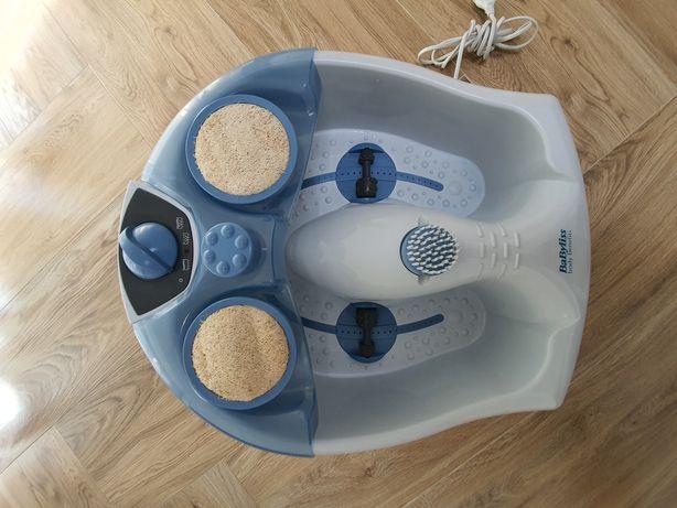 Masażer do stóp babyliss hydro spa pedicure użyty raz