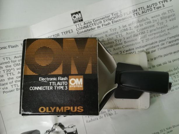 TTL AUTO Connecter Type 3 OM System