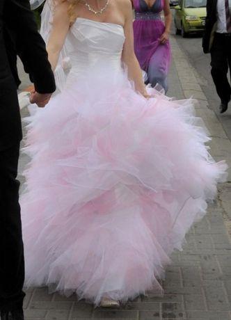 Французское свадебное платье cymbeline