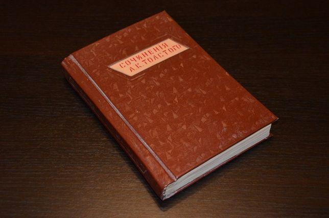 Полное собрание сочинений А.К. Толстого 1907