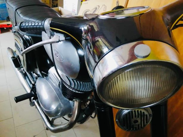 Moto Jawa 250cc ano 1974