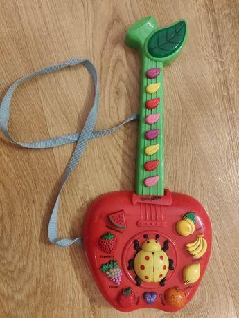 Gitara zabawkowa dla dzieci