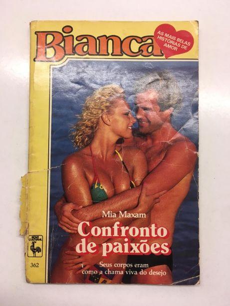 Livro - 'Bianca' - Confronto de Paixões