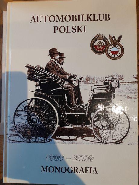 Automobilklub Polski Monografia