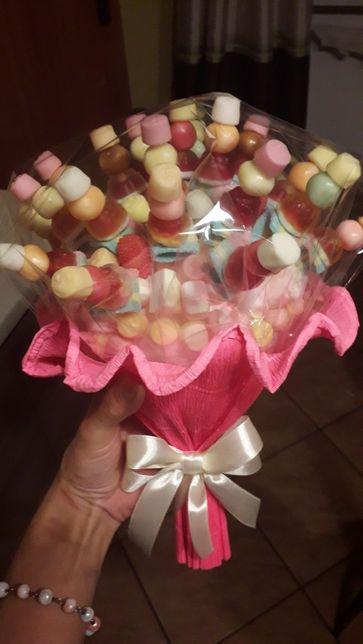 Słodki bukiet