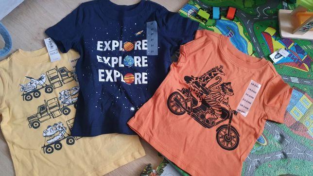 Футболки,рубашки для мальчика oldnavy, carters