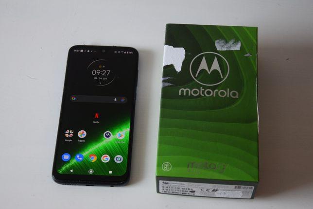 Motorola G7 PLUS | JAK NOWA! FOLIA! | bez rys! | 64gb!