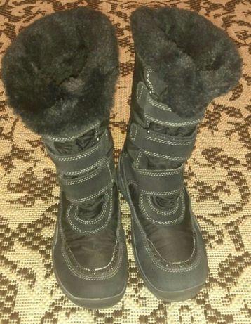 Сапоги термо ботинки Primigi Gore-Tex 33 размер