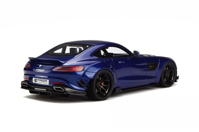 Mercedes AMG GT Prior Design - GT Spirit - 1:18