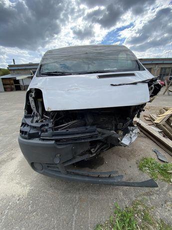 Renault trafic после ДТП