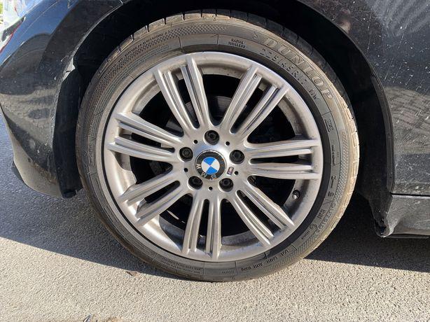 Jantes 17 originais BMW serie 1 pack M  com pneus