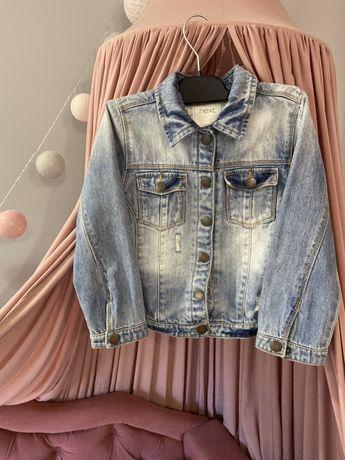 Джинсовый пиджак, курточка некст
