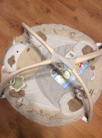 Mata edukacyjna do zabawy dla niemowląt dziecka