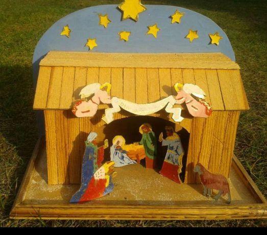 Stajenka szopka bożonarodzeniowa