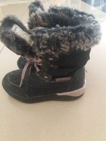 Sprzedam buty zimowe rozmiar 25