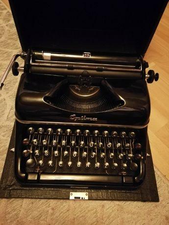 Maszyna do pisania- kolekcjonerska