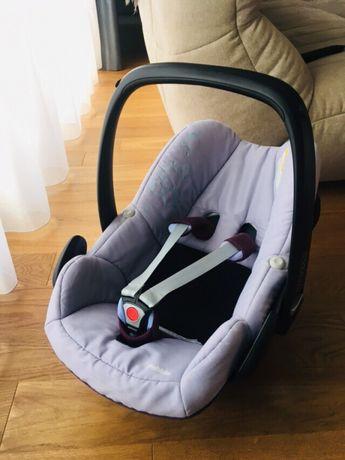 Nosidełko fotelik samochodowy Maxi Cosi Pebble