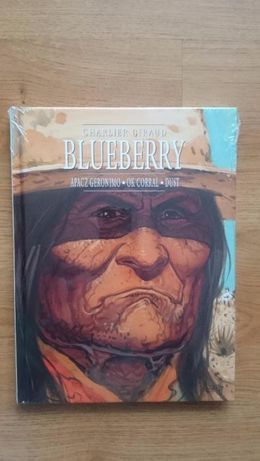 Komiks pt. Blueberry tom 8 wyd. zbiorcze z serii Plansze Europy