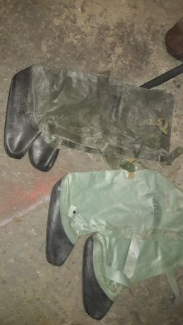 хим - защита для рыбалки ботинки озк башмаки