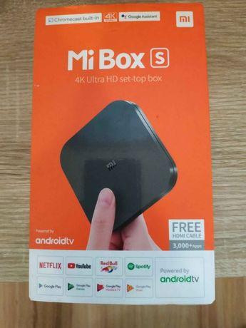 Xioami Mi box S 4K