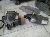 MG f mgf ou tf alternador e motor arranque