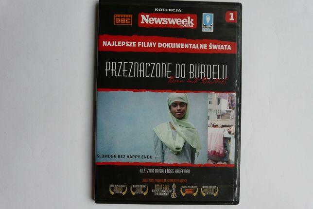 Przeznaczone do burdelu - film DVD