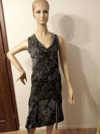 SG sukienka damska 38, M, sukienka 38, M, dzianinową sukienka 38, M