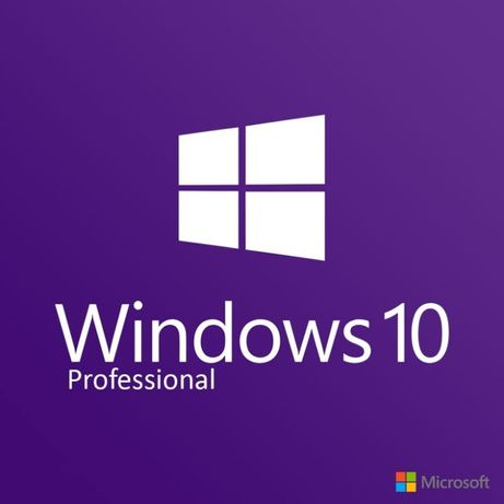 Windows 10 Pro 32/64bit + установочный файл.