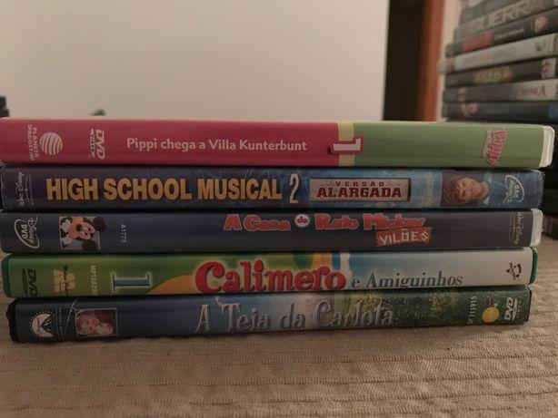 DVD Criança