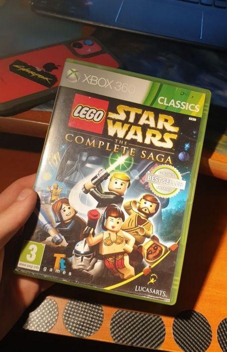 x360 Lego Star Wars the complete saga Xbox 360 Bydgoszcz - image 1