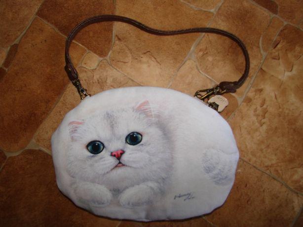 классная сумка-кошелёк 18*13 см отл.сост.