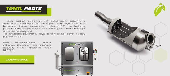 Regeneracja filtrów, czyszczenie DPF FAP SCR GPF KAT