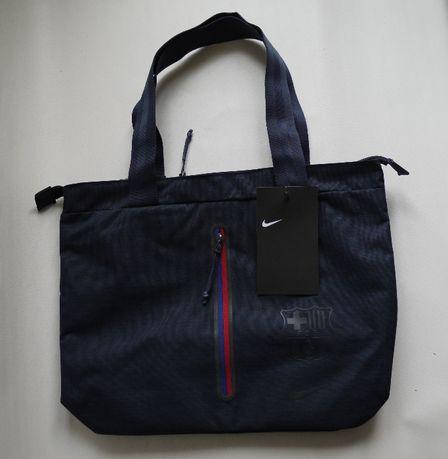 Nowa! torba na ramię Nike FC Barcelona - katalogowo 139zł