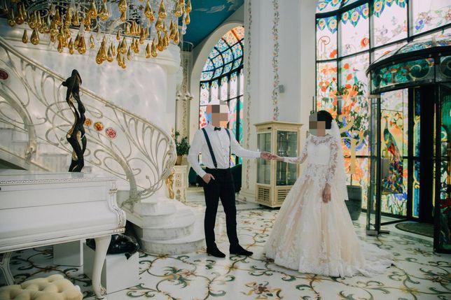 Свадебное платье, Naviblue, цвет Айвори