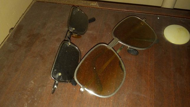 Раритетные очки из 90х