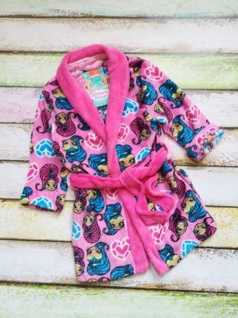 Новый детский халат для девочки