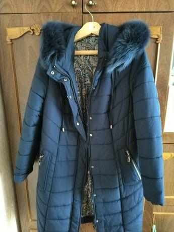 Пальто, куртка зимнее женское 56