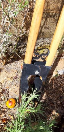 Abre buracos postes p vedação
