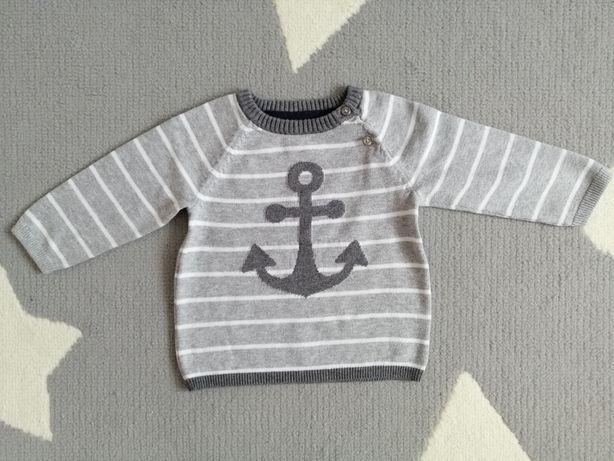 Sweterek H&M rozm. 68