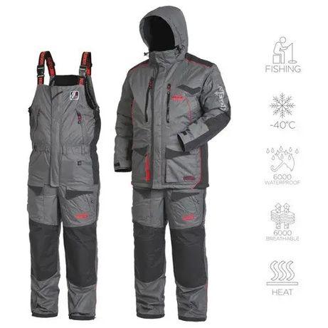 Зимний костюм Norfin Discovery Heat с подогревом