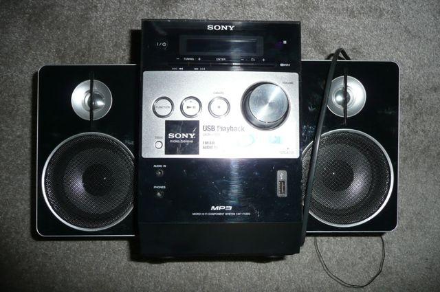 Mini Wieża Sony CMT-FX200
