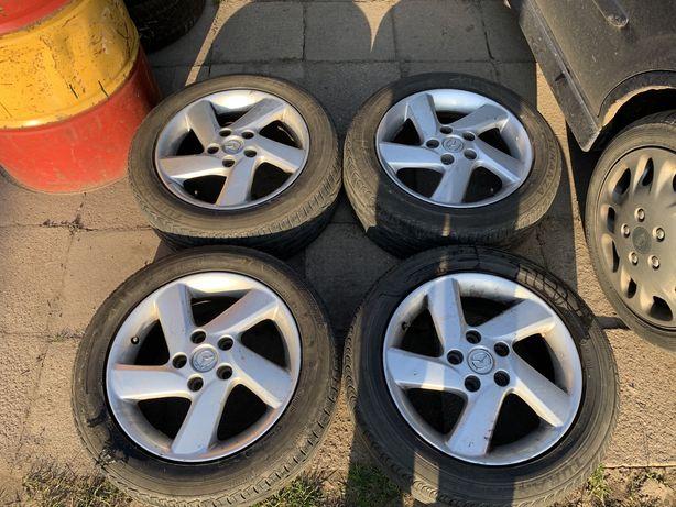 Alufelgi Mazda 3 5 mx5 323 Premac 6 626 mpv 5x114,3 7jx16 ET55 LATO